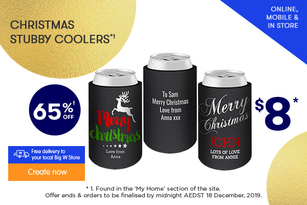 $8 for Stubby Coolers *1