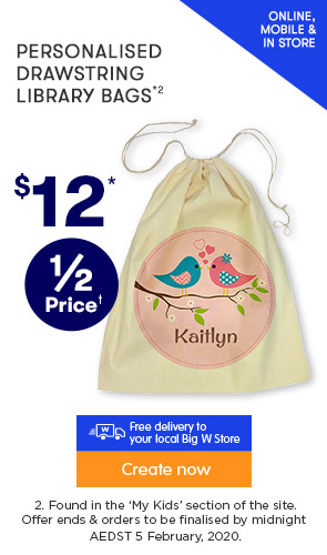 $12 ALL Drawstring Library Bags *2