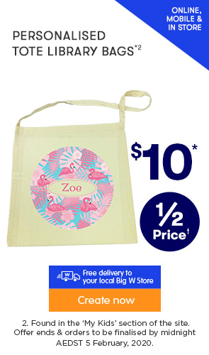 $10 ALL Tote Library Bags *2