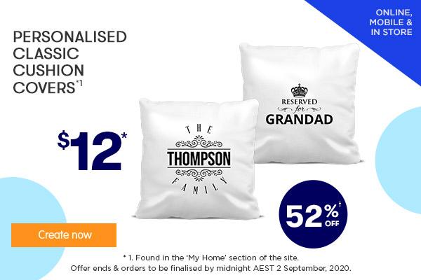Classic Cushion Covers $12 *1