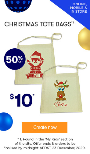 $10 for Christmas Tote Bags (All Tote Bags) *1