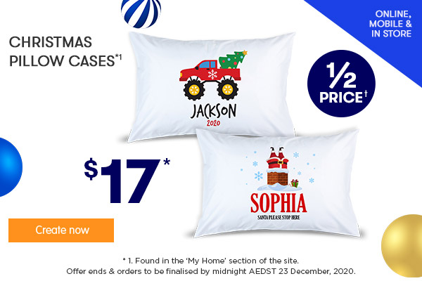 Pillow Cases $17 - feat. Adult designs
