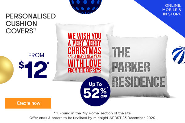 Classic Cushion Covers $12 - feat. Adult designs Premium Cushion Covers $20 - feat. Adult designs