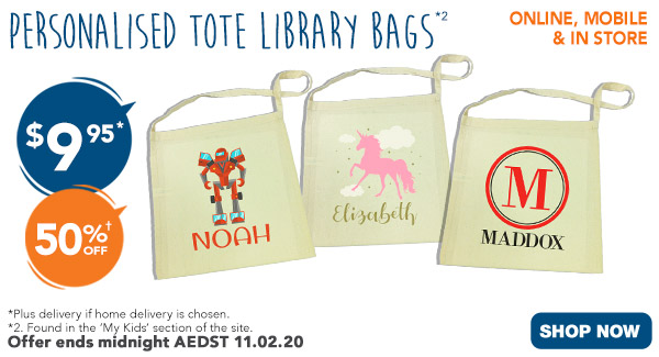 $9.95 ALL Tote Library Bags *2