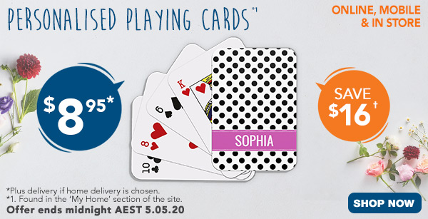 $8.95 Playing Cards *1